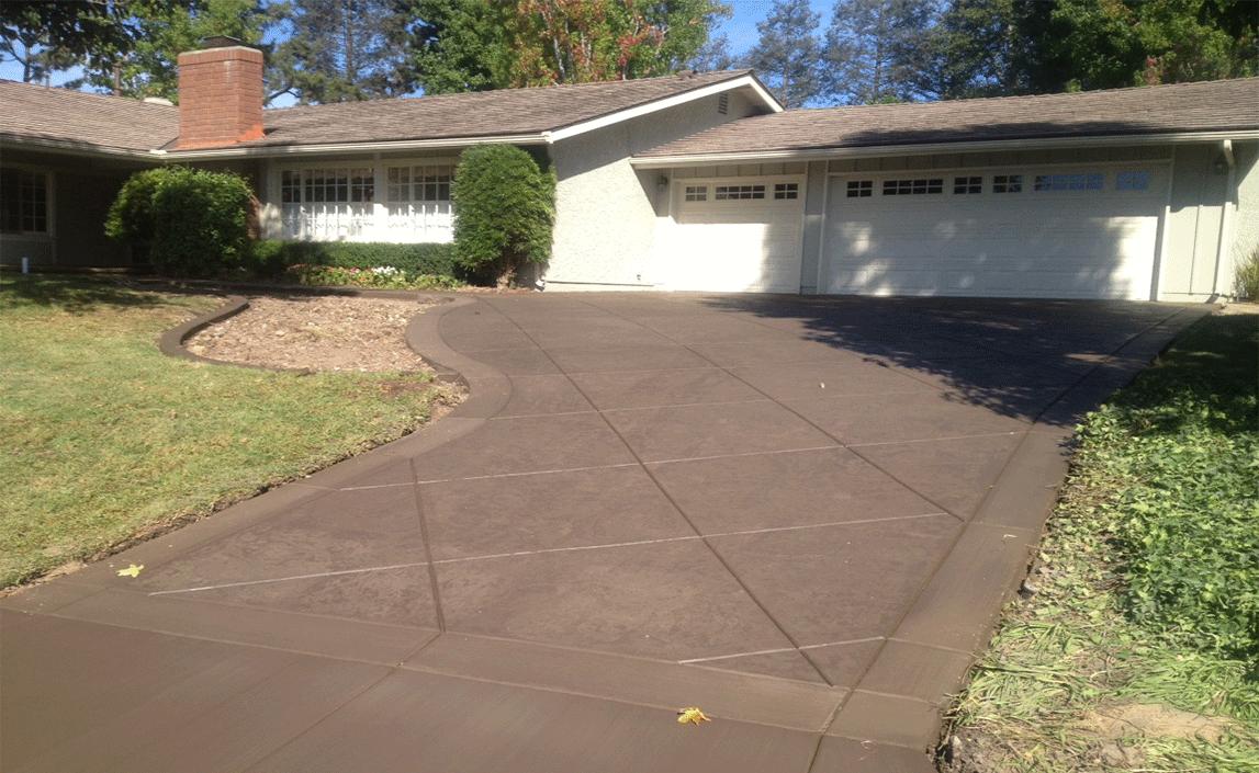 Concrete Landscape